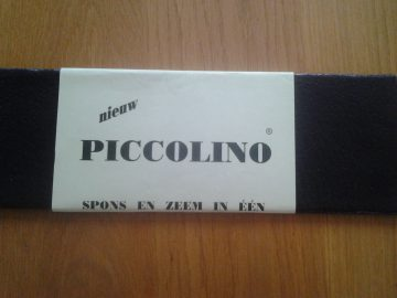 Piccolino Spons en zeem ineen