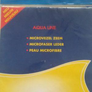 Microvezelzeem geel