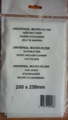 Universeel micro filter