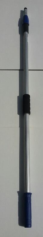 Aluminium telescoopsteel + kniegewricht
