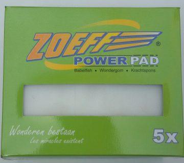 Zoeff powerpad