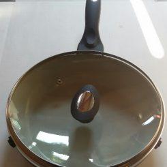 Bergner 24 cm met deksel