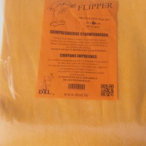 Flipper orange dot 50 gr