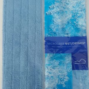 Micro fiber wet en dry mop home care