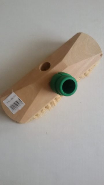 Schuurborstel anker